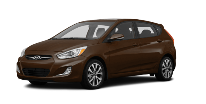 2016 Hyundai Accent 5 Doors GLS | Photo 6 | Coffee Bean