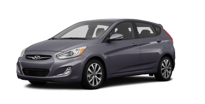 2016 Hyundai Accent 5 Doors GLS | Photo 6 | Triathlon Grey