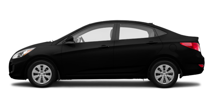 2016 Hyundai Accent Sedan LE | Photo 4 | Ultra Black