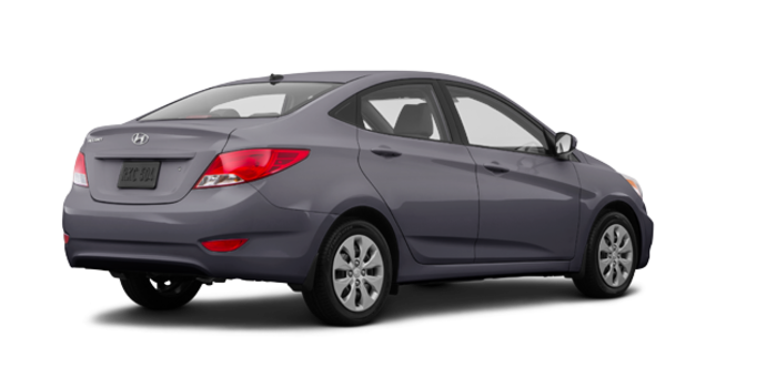 2016 Hyundai Accent Sedan LE | Photo 5 | Triathlon Grey