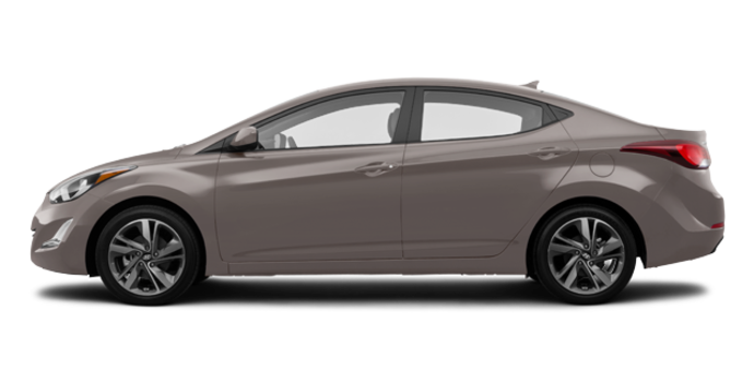 2016 Hyundai Elantra GLS | Photo 4 | Sandy Bronze