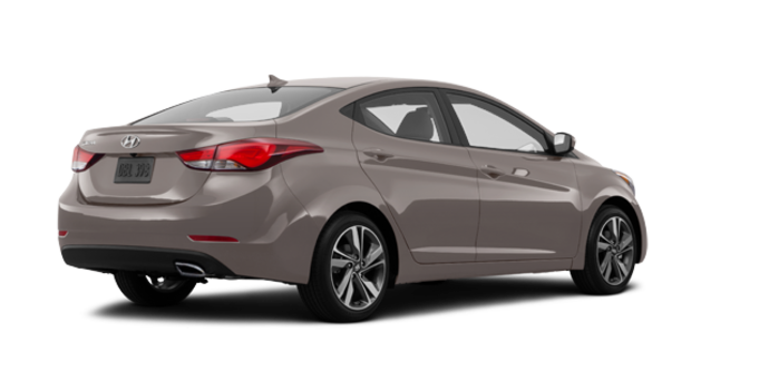 2016 Hyundai Elantra GLS | Photo 5 | Sandy Bronze