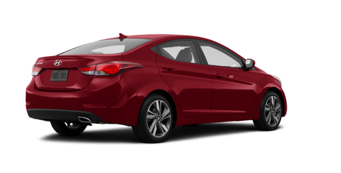 2016 Hyundai Elantra GLS | Photo 5 | Geranium Red