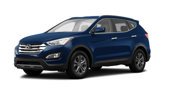 2016 Hyundai Santa Fe Sport 2.4 L PREMIUM | Photo 6 | Marlin Blue