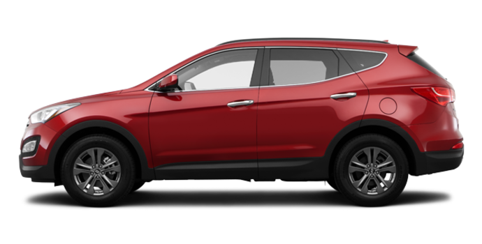 2016 Hyundai Santa Fe Sport 2.4 L FWD | Photo 4 | Serrano Red