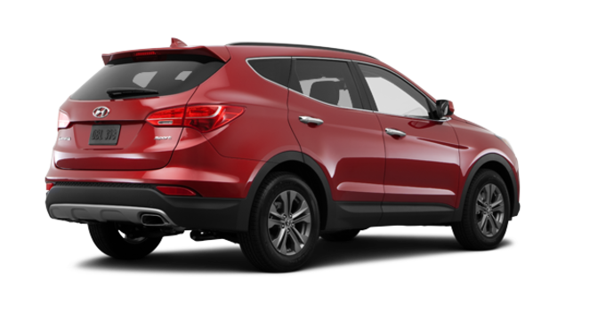 2016 Hyundai Santa Fe Sport 2.4 L FWD | Photo 5 | Serrano Red