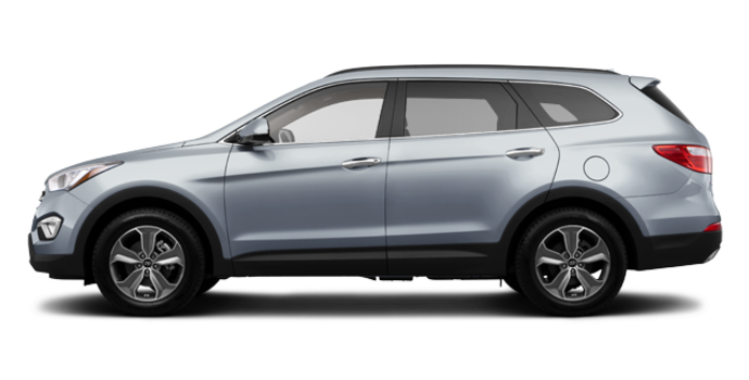2016 Hyundai Santa Fe XL PREMIUM | Photo 4 | Circuit Silver