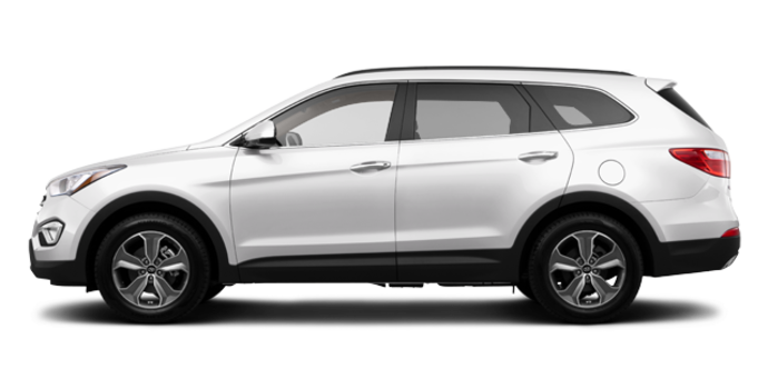 2016 Hyundai Santa Fe XL PREMIUM | Photo 4 | Monaco White