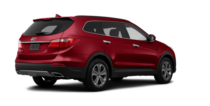 2016 Hyundai Santa Fe XL PREMIUM | Photo 5 | Regal Red Pearl