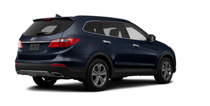 2016 Hyundai Santa Fe XL PREMIUM | Photo 5 | Night Sky Pearl