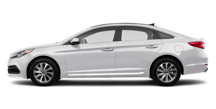 2016 Hyundai Sonata SPORT TECH | Photo 4 | Ice White