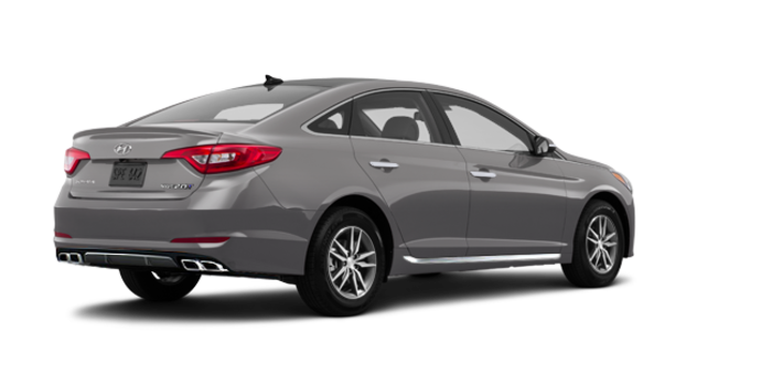 2016 Hyundai Sonata SPORT ULTIMATE | Photo 5 | Platinum Silver
