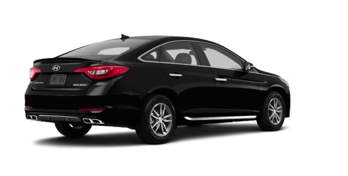 2016 Hyundai Sonata SPORT ULTIMATE | Photo 5 | Black Pearl