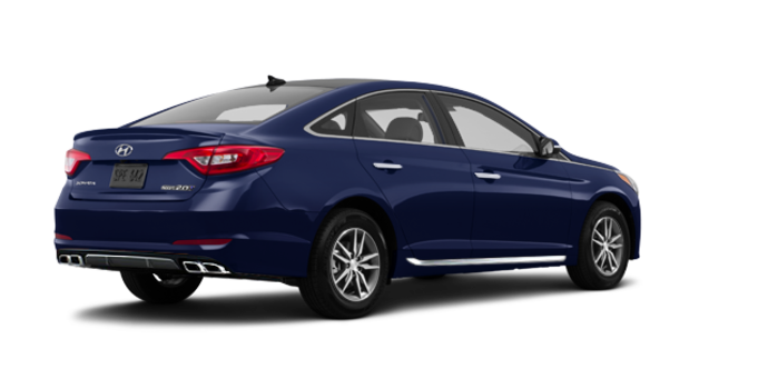 2016 Hyundai Sonata SPORT ULTIMATE | Photo 5 | Coast Blue