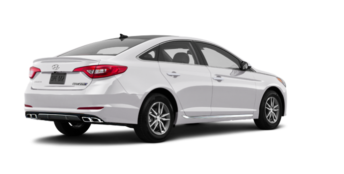 2016 Hyundai Sonata SPORT ULTIMATE | Photo 5 | Ice White