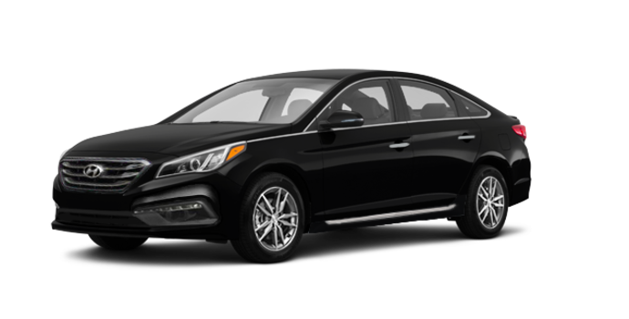 2016 Hyundai Sonata SPORT ULTIMATE | Photo 6 | Black Pearl