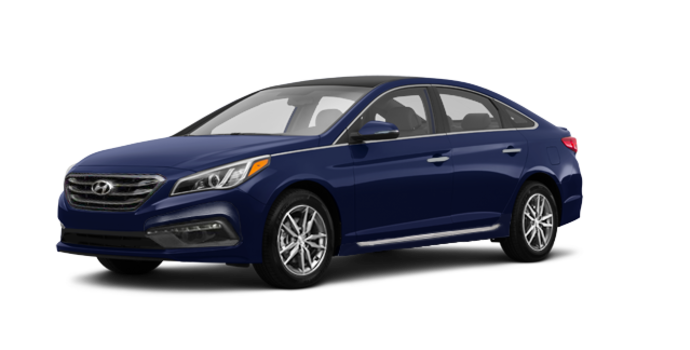 2016 Hyundai Sonata SPORT ULTIMATE | Photo 6 | Coast Blue