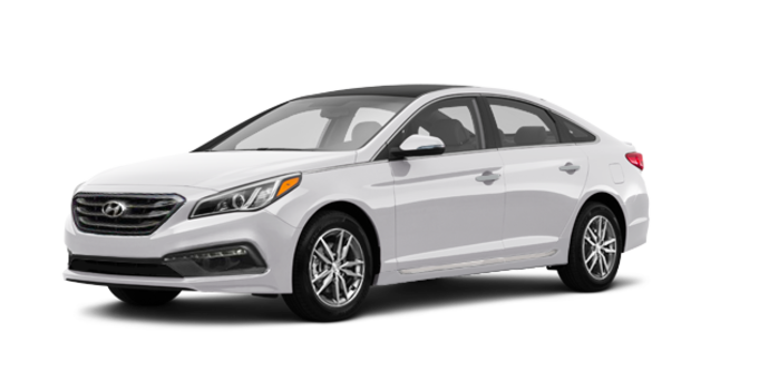 2016 Hyundai Sonata SPORT ULTIMATE | Photo 6 | Ice White