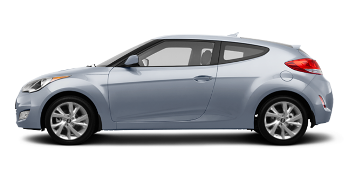 2016 Hyundai Veloster BASE | Photo 4 | Ironman Silver