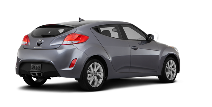 2016 Hyundai Veloster BASE | Photo 5 | Triathlon Grey