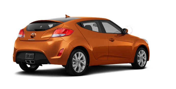 2016 Hyundai Veloster BASE | Photo 5 | Vitamin C