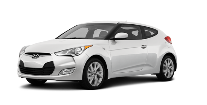 2016 Hyundai Veloster BASE | Photo 6 | Century White