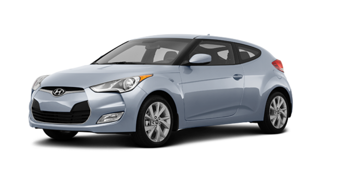2016 Hyundai Veloster BASE | Photo 6 | Ironman Silver