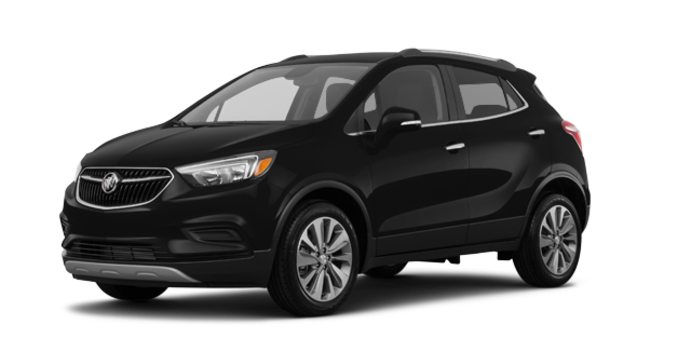 2017 Buick Encore BASE | Photo 6 | Ebony Twilight Metallic
