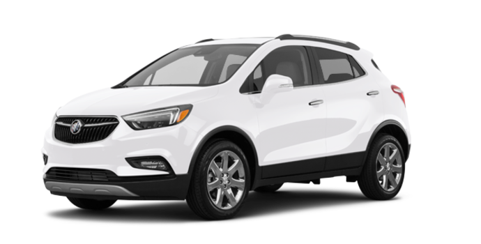 2017 Buick Encore ESSENCE | Photo 6 | White Frost