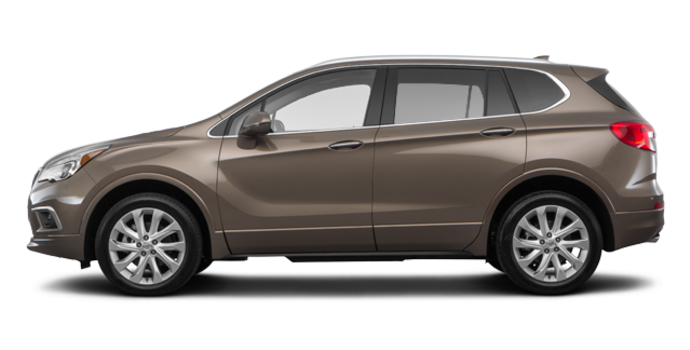 2017 Buick Envision Premium II | Photo 4 | Bronze Alloy Metallic