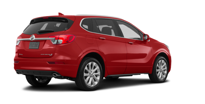 2017 Buick Envision Premium II | Photo 5 | Chili Red Metallic