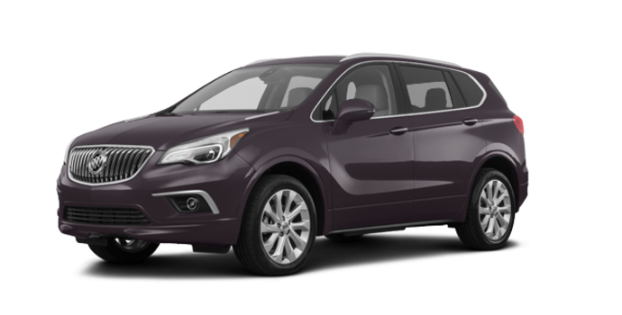 2017 Buick Envision Premium II | Photo 6 | Midnight Amethyst Metallic