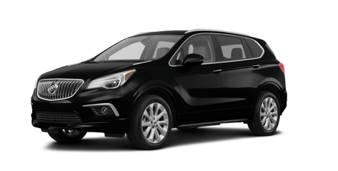 2017 Buick Envision Premium II | Photo 6 | Ebony Twilight Metallic