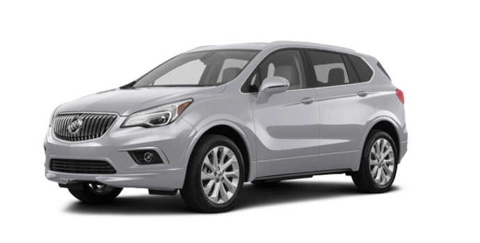 2017 Buick Envision Premium II | Photo 6 | Galaxy Silver Metallic