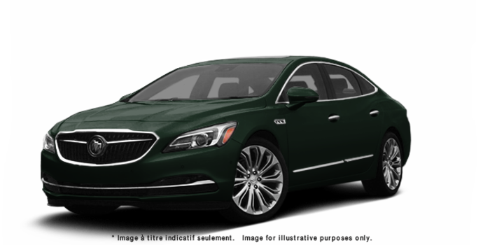 2017 Buick LaCrosse BASE | Photo 6 | Dark Forest Green Metallic