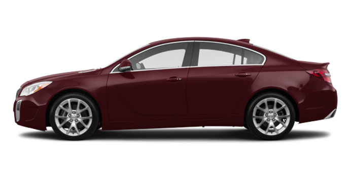 2017 Buick Regal Sportback GS | Photo 4 | Black Cherry Metallic