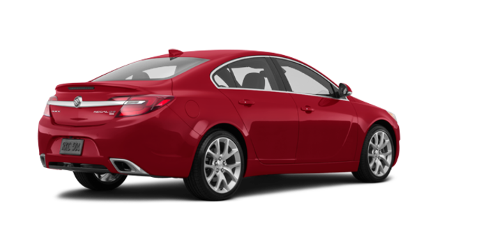 2017 Buick Regal Sportback GS | Photo 5 | Crimson Red