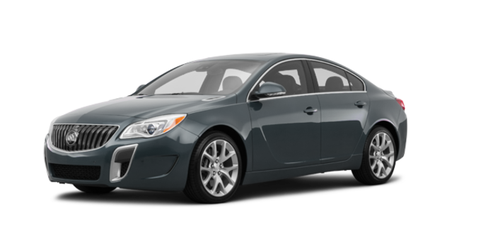 2017 Buick Regal Sportback GS | Photo 6 | Graphite Grey Metallic