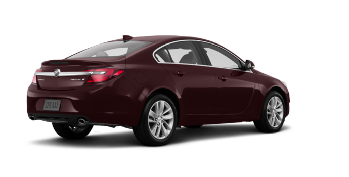 2017 Buick Regal PREMIUM I | Photo 5 | Black Cherry Metallic