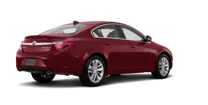 2017 Buick Regal PREMIUM I | Photo 5 | Crimson Red