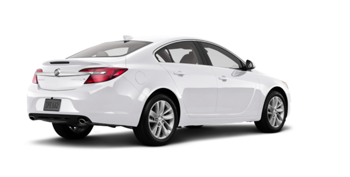 2017 Buick Regal PREMIUM I | Photo 5 | Summit White