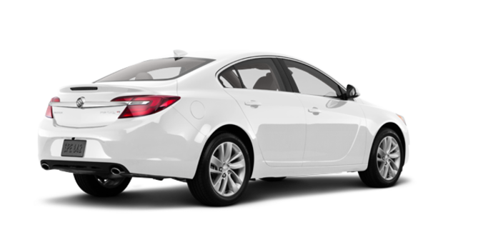 2017 Buick Regal PREMIUM I | Photo 5 | Crystal White