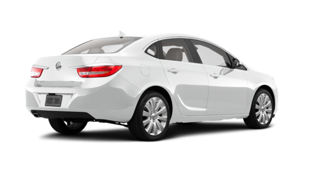 2017 Buick Verano BASE | Photo 5 | Summit White