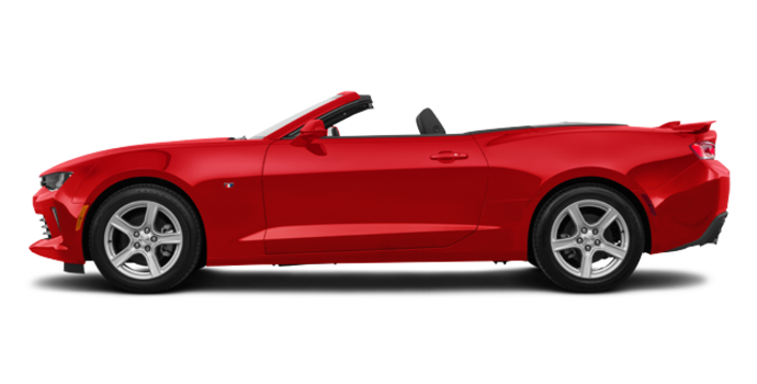 2017 Chevrolet Camaro convertible 1LT | Photo 4 | Red Hot