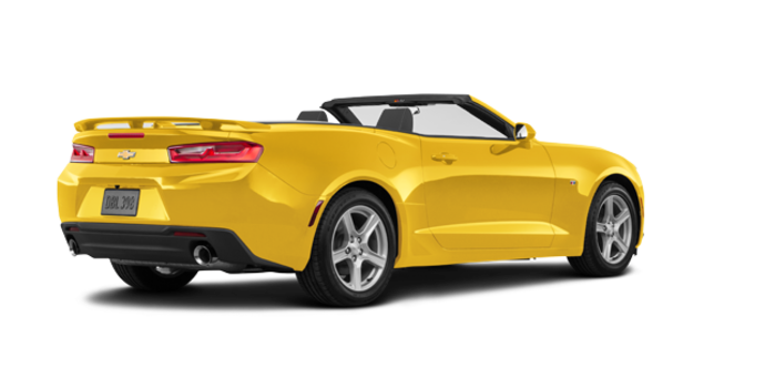 2017 Chevrolet Camaro convertible 1LT | Photo 5 | Bright Yellow