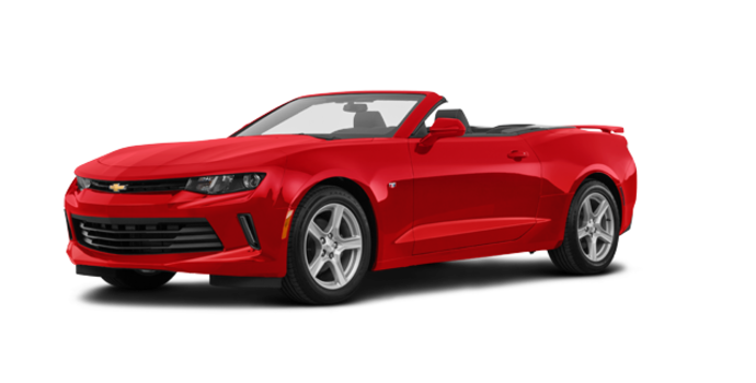 2017 Chevrolet Camaro convertible 1LT | Photo 6 | Red Hot