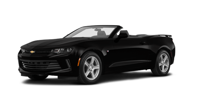 2017 Chevrolet Camaro convertible 1LT | Photo 6 | Black