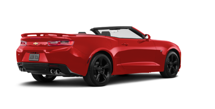 2017 Chevrolet Camaro convertible 1LT | Photo 5 | Red Hot