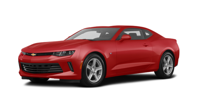 2017 Chevrolet Camaro coupe 1LS | Photo 6 | Garnet Red