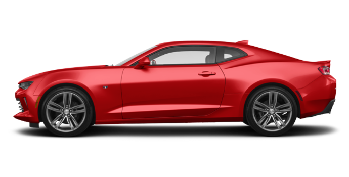 2017 Chevrolet Camaro coupe 2LT | Photo 4 | Garnet Red